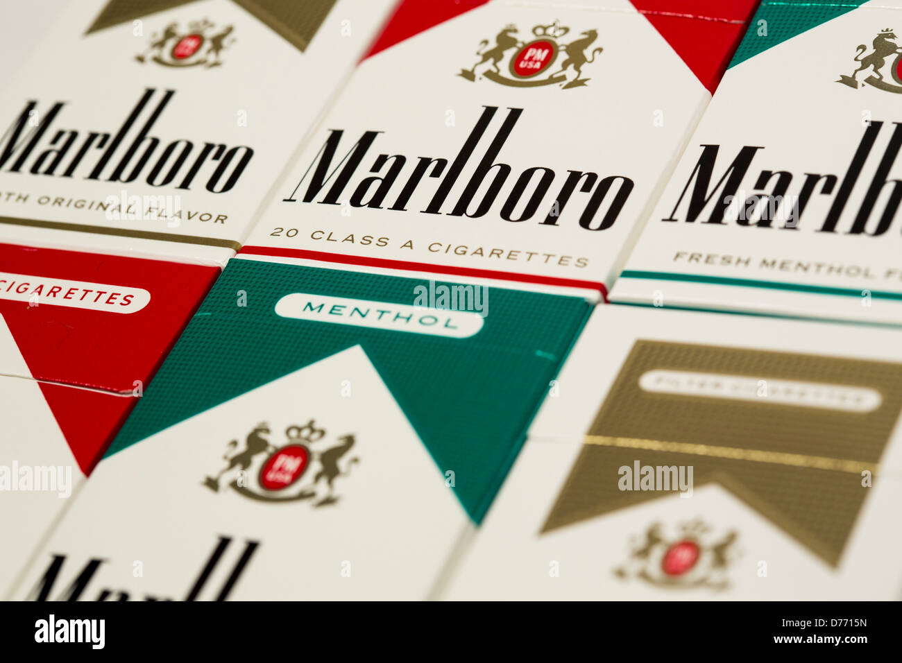 Slim cigarettes Marlboro in New Mexico