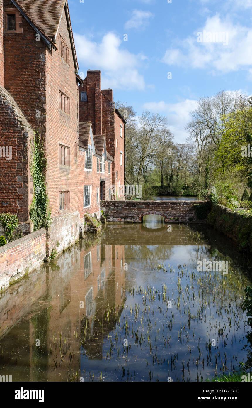 Elizabethan Manor House Stock Photos Amp Elizabethan Manor
