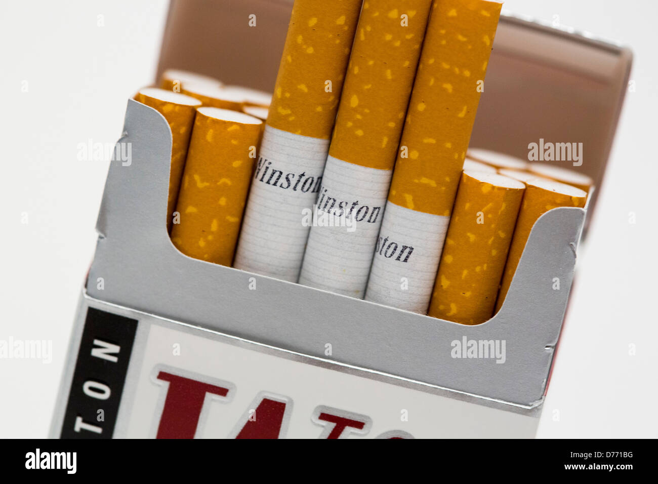 Pack Of Fags Stock Photos & Pack Of Fags Stock Images - Alamy