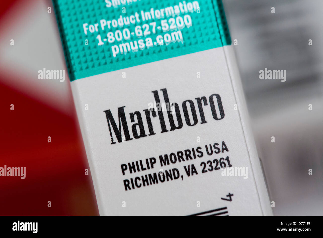 Cigarettes Bond 20
