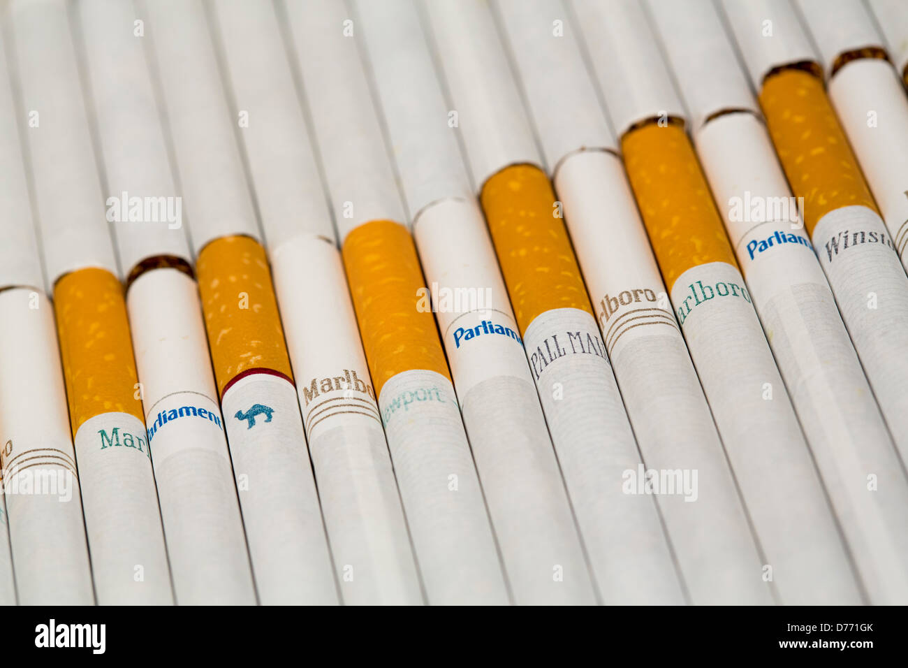 Cheapest type of Parliament cigarettes