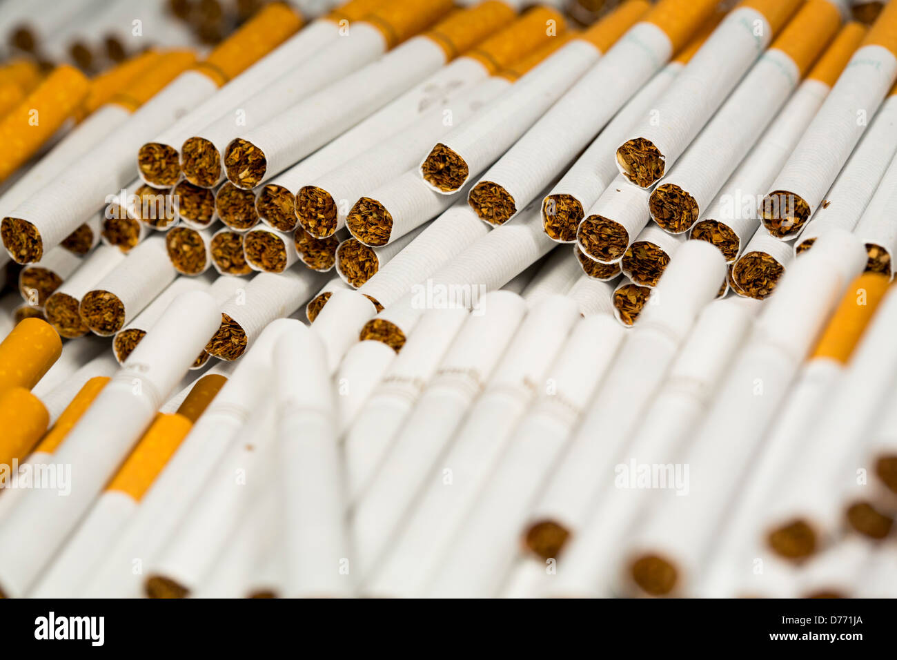 Where are Australia cigarettes made