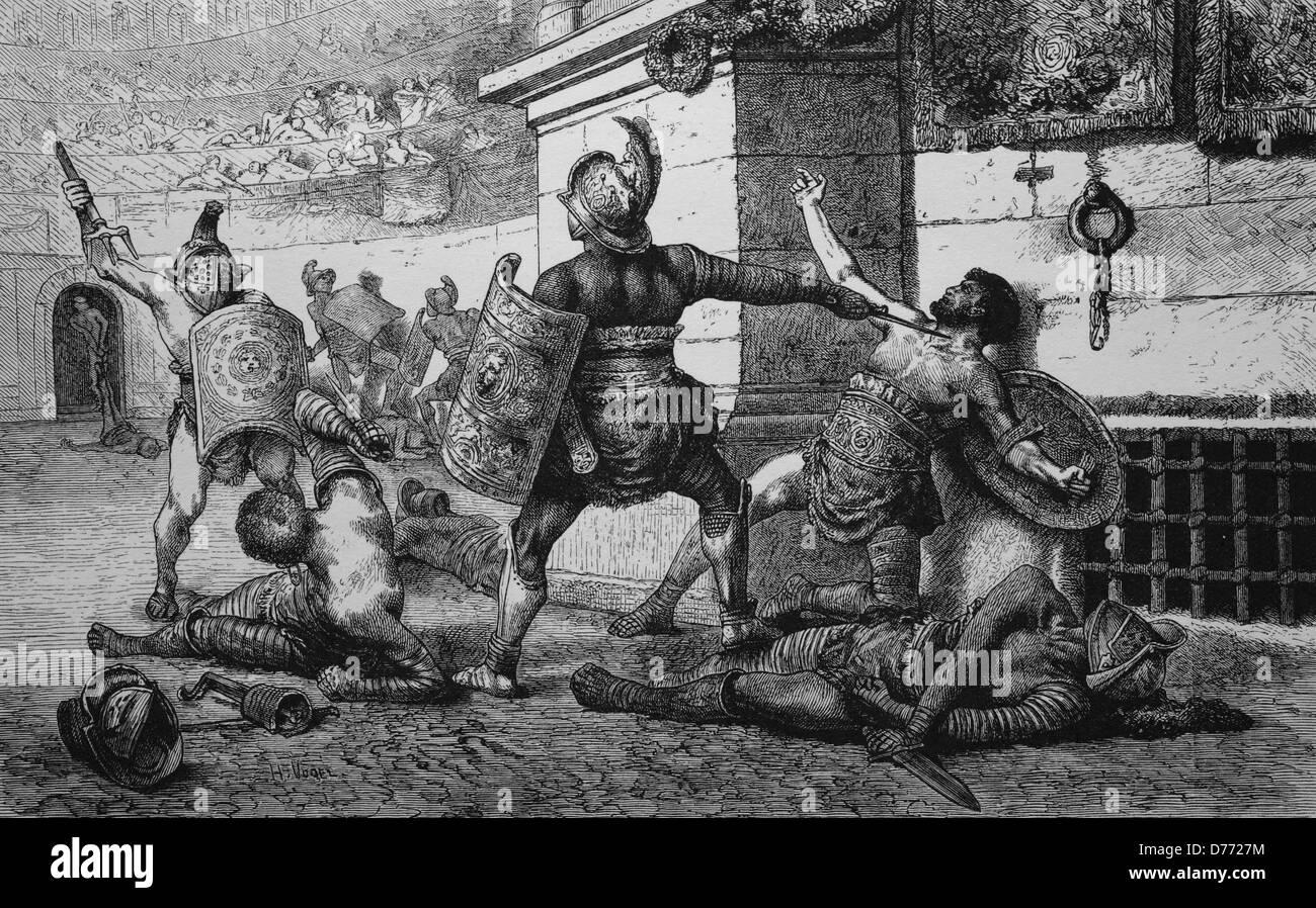 Gladiator Rom