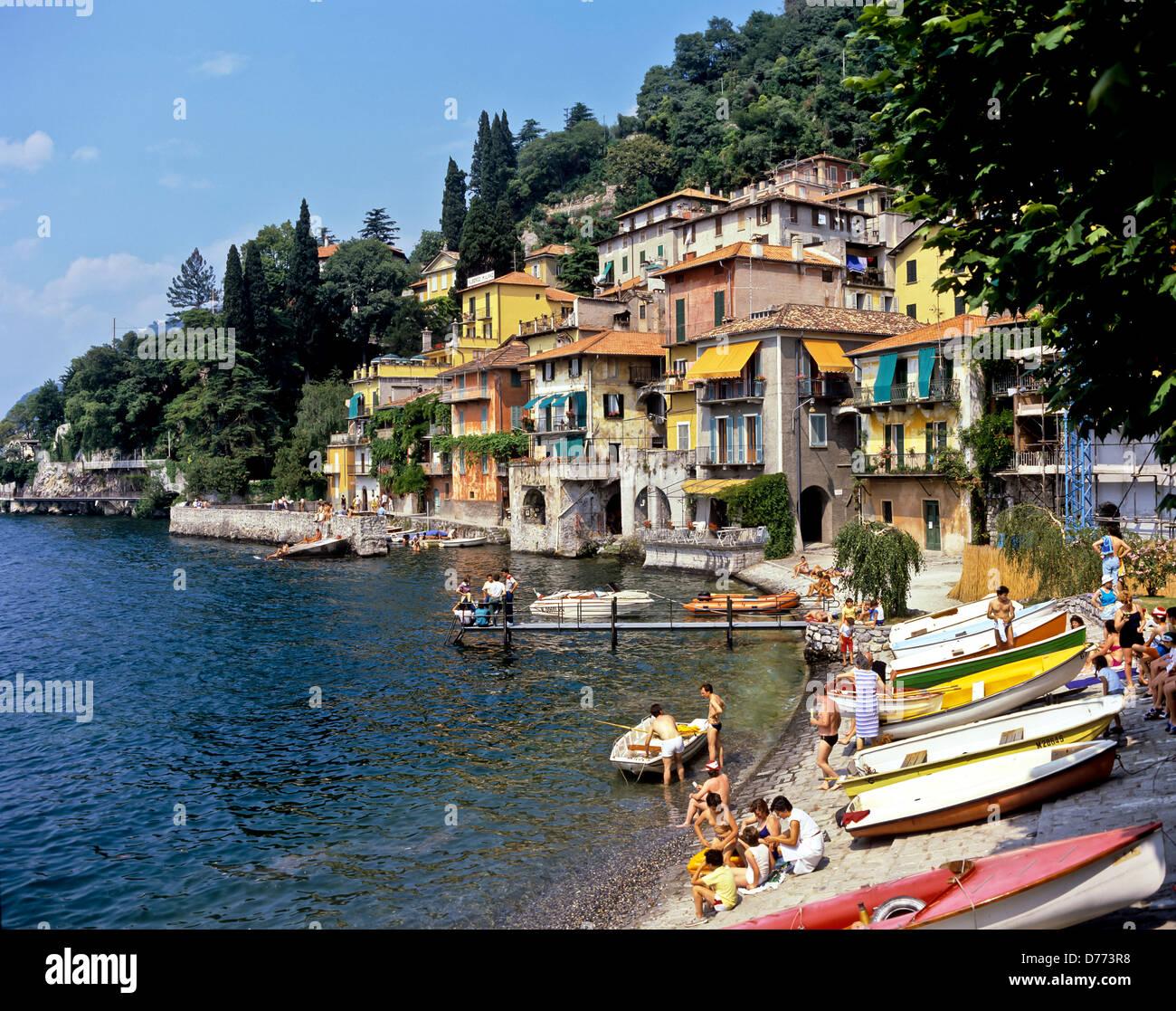 8706. Varenna, Lake Como, Italy, Europe - Stock Image