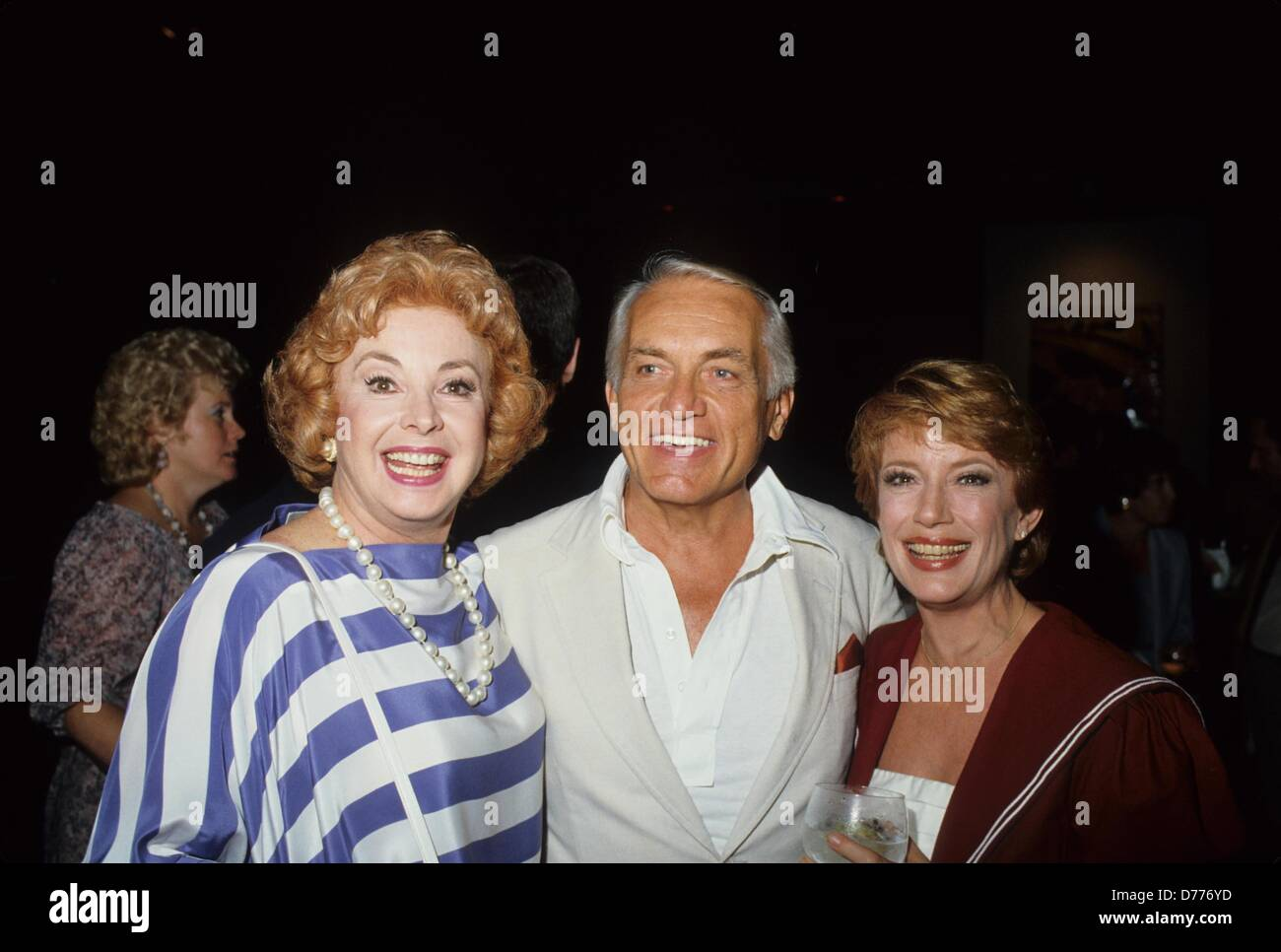 AUDREY MEADOWS with Ted Knight , Nancy Dussault.N0682.Supplied by   Photos, inc.(Credit Image: © Supplied By - Stock Image