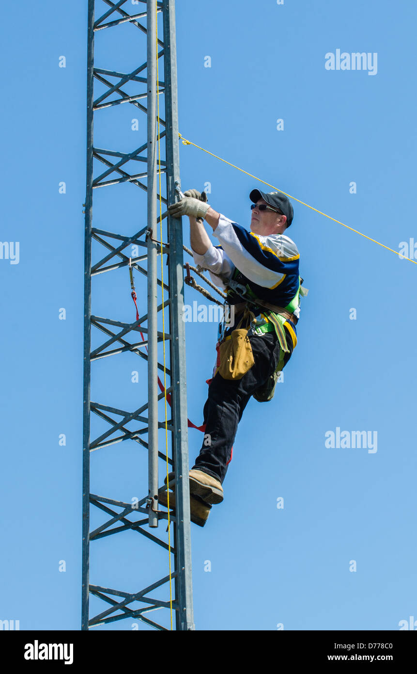 Amateur Radio Tower Stock Photos & Amateur Radio Tower Stock Images