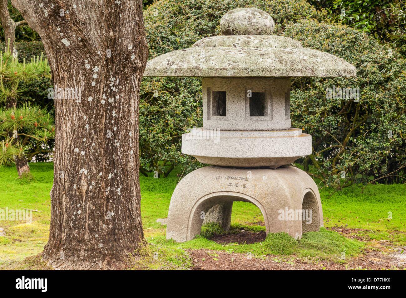 Ordinaire Stone Lantern, Japanese Garden Of Contemplation, Hamilton Gardens,  Hamilton, Waikato, New