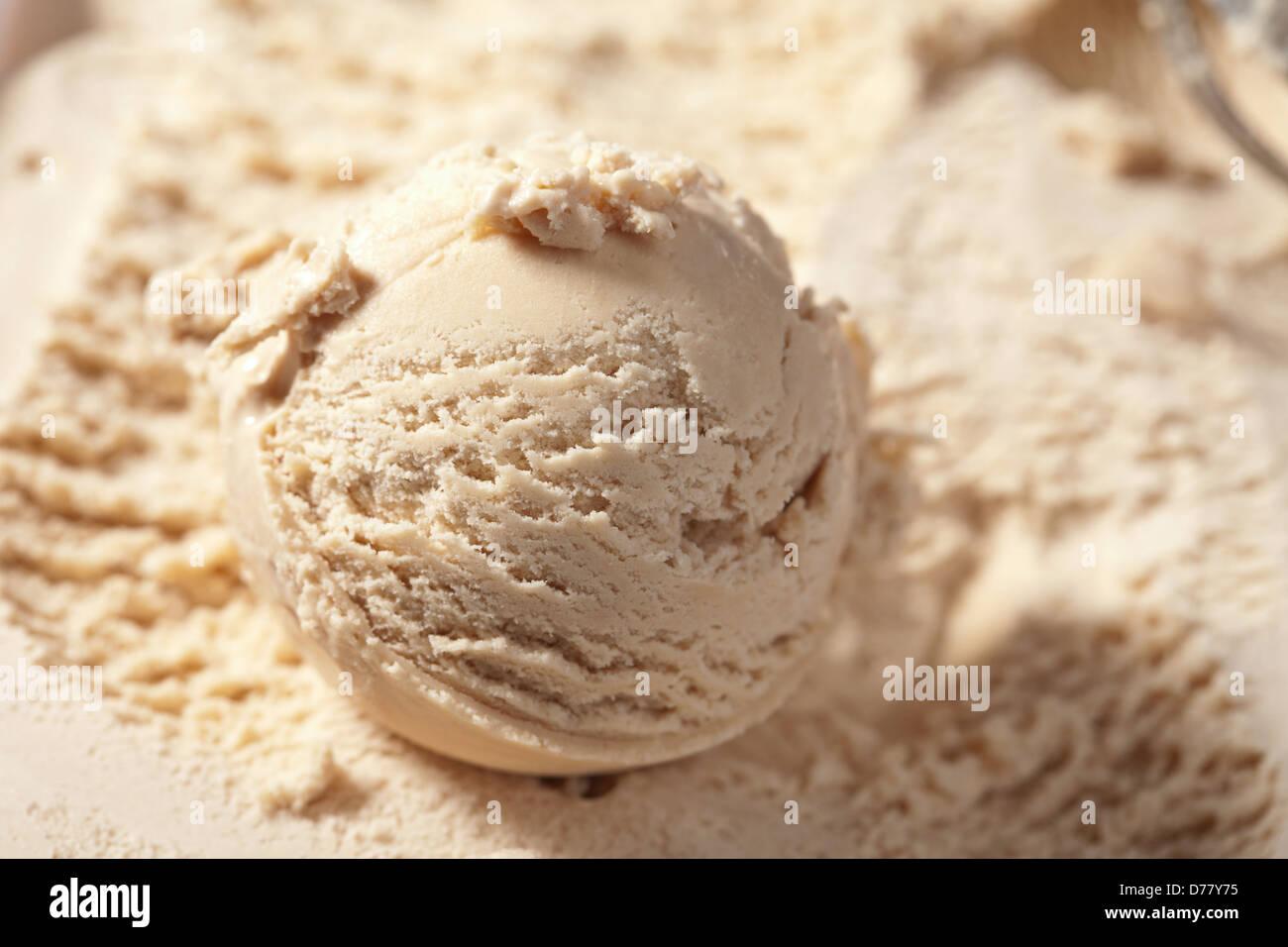 ice cream - Stock Image