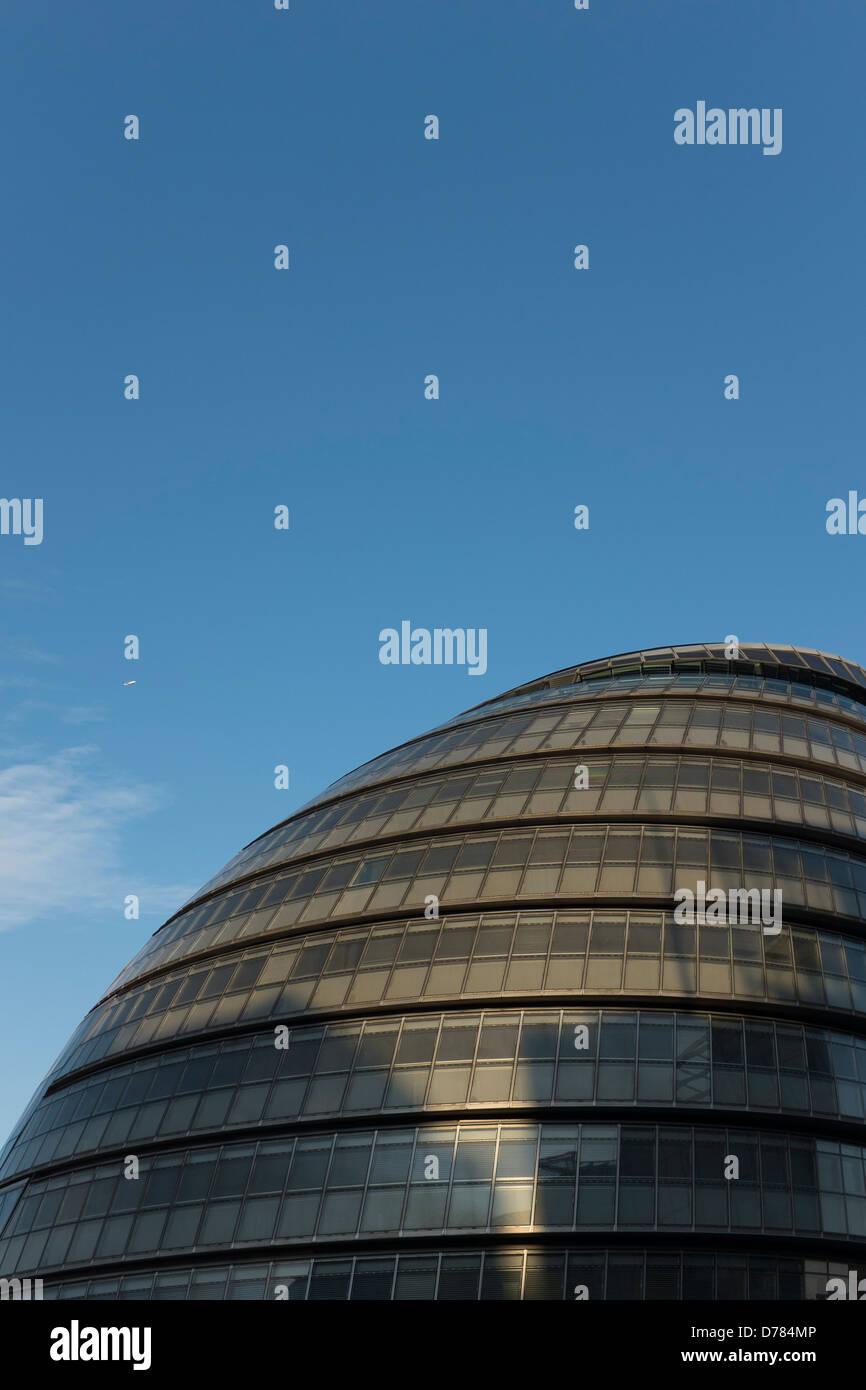 Greater London authority headquarters city hall mayor office - Stock Image