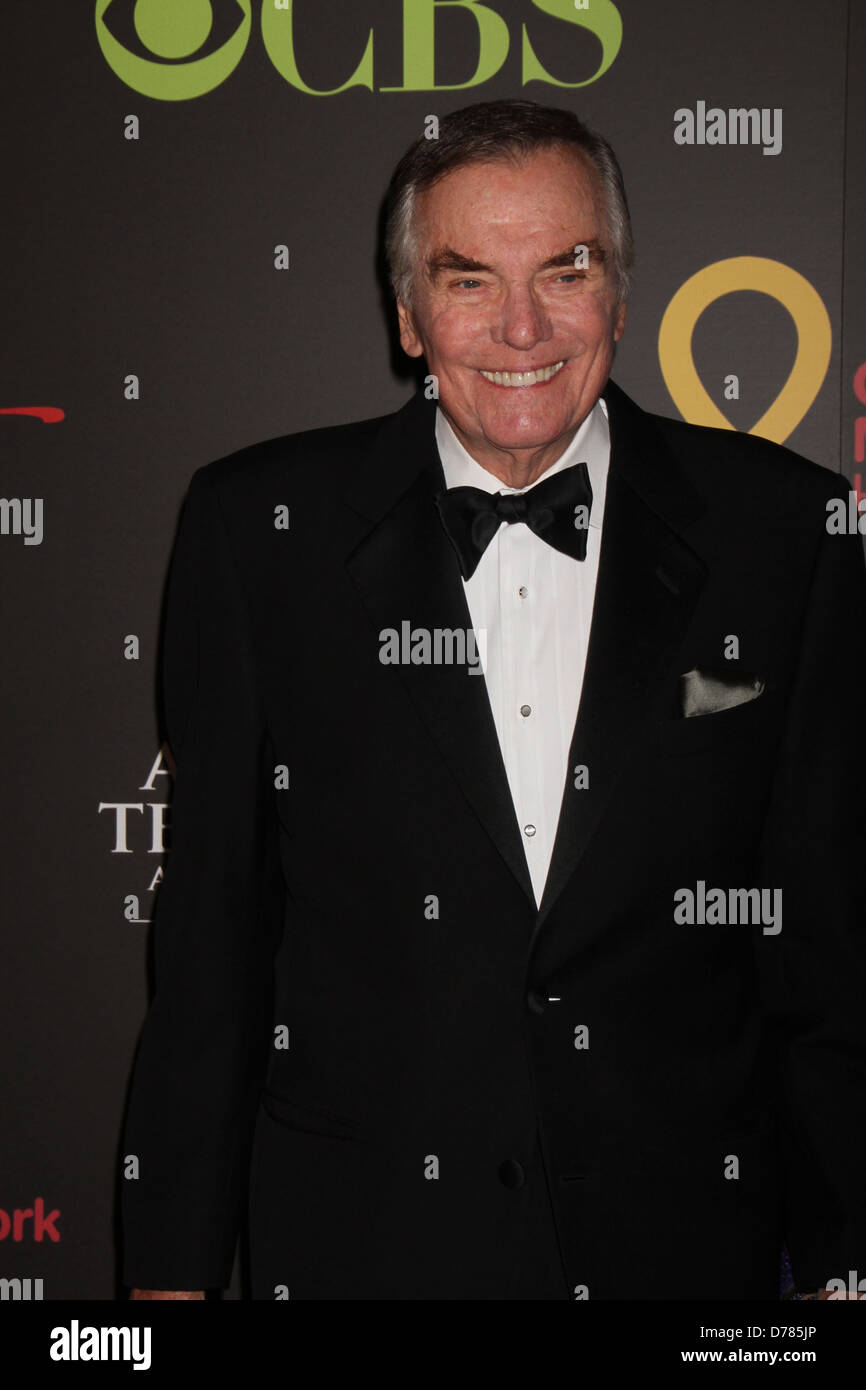 Peter Marshall Daytime Emmy Awards at the Hilton Hotel and Casino - Red Carpet Las Vegas, Nevada - 19.06.11 - Stock Image