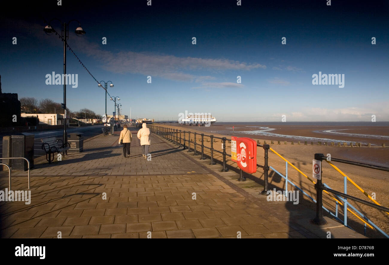 Cleethorpes , North East Lincolnshire , UK - Stock Image