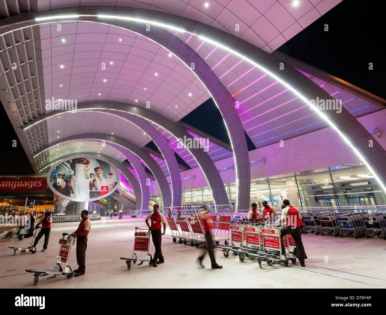 Dubai International Airport Stock Photos & Dubai International