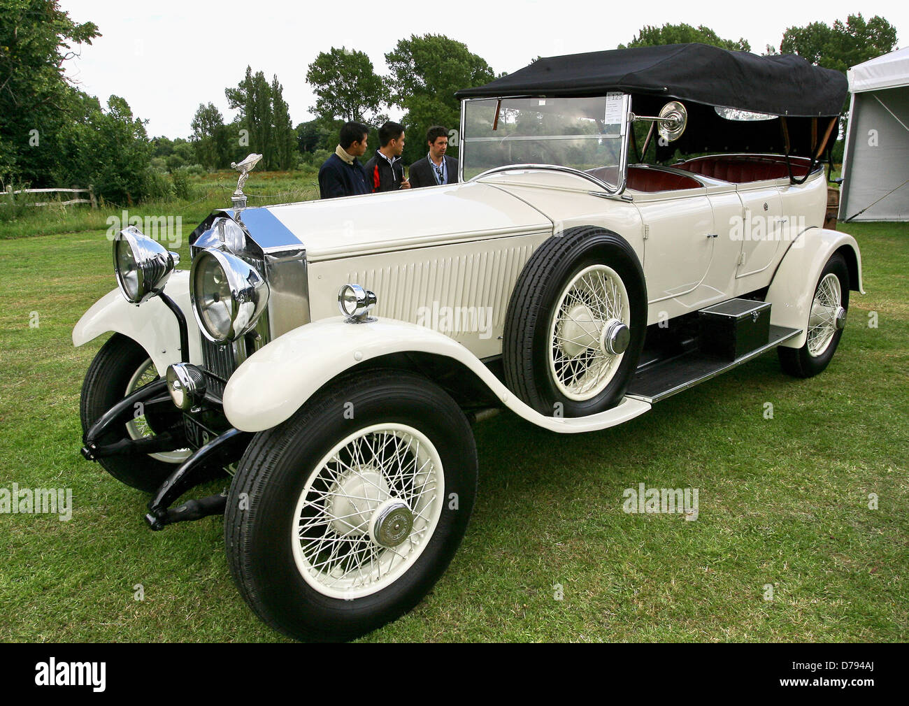 1925 Rolls Royce Phantom >> 1925 Rolls Royce Phantom Tourer 140 000 180 000 Day 3 Of