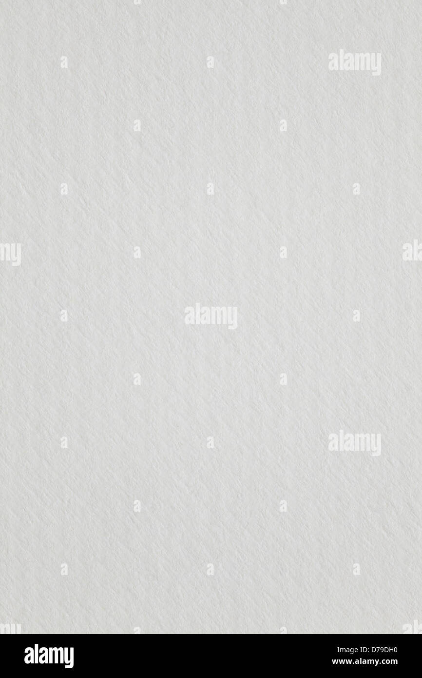 white paper background or rough pattern texture - Stock Image