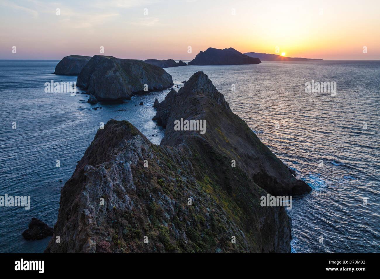 West Anacapa Island Stock Photos & West Anacapa Island ...
