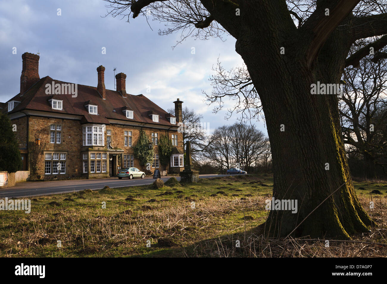 The Speech House, Forest of Dean, Gloucestershire Stock Photo