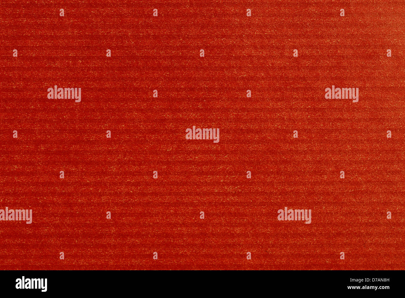 Lined red wrapping gift paper wrap. Stock Photo