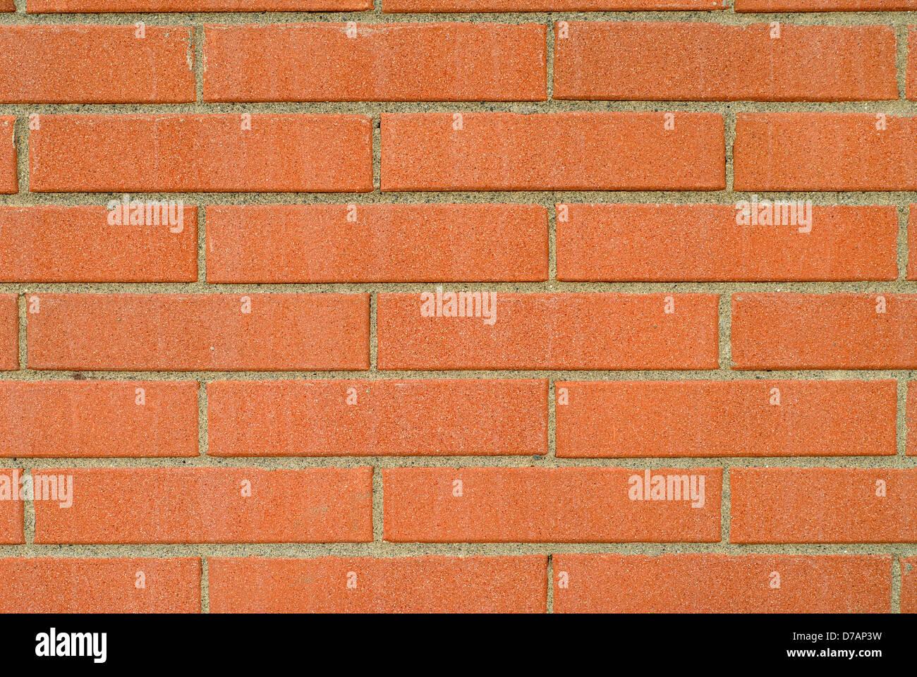 Close up of brick wall. Stock Photo