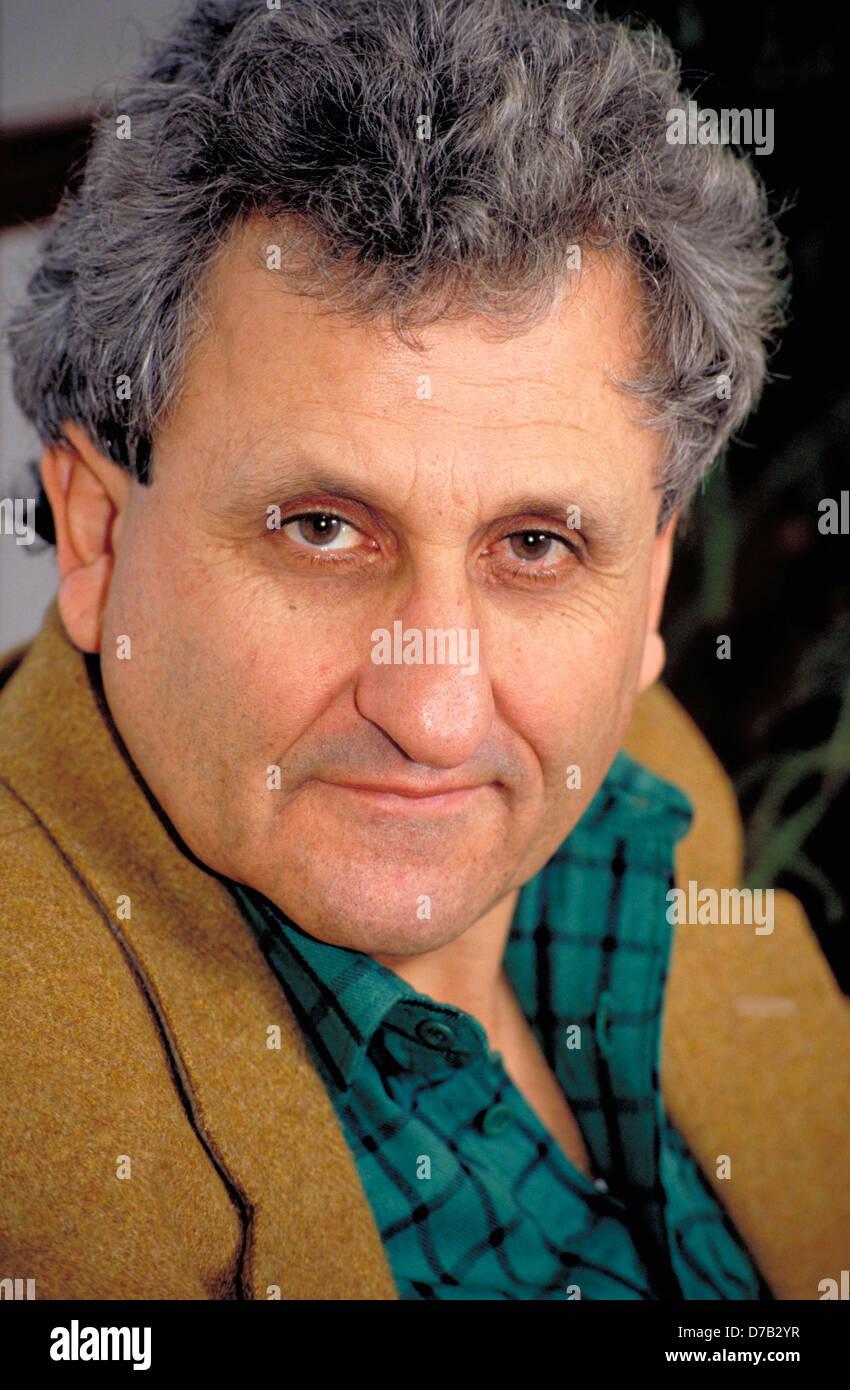 author a b yehoshua - Stock Image
