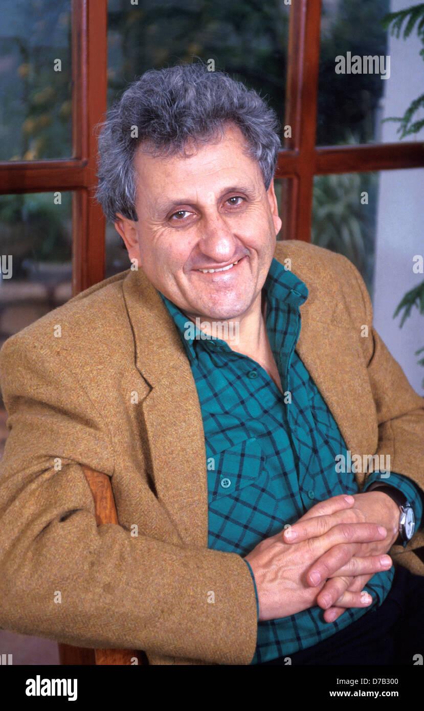 author a b yeshoshua - Stock Image