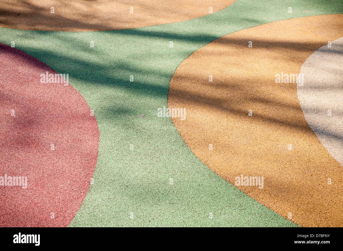coloroful background pattern - Stock Image