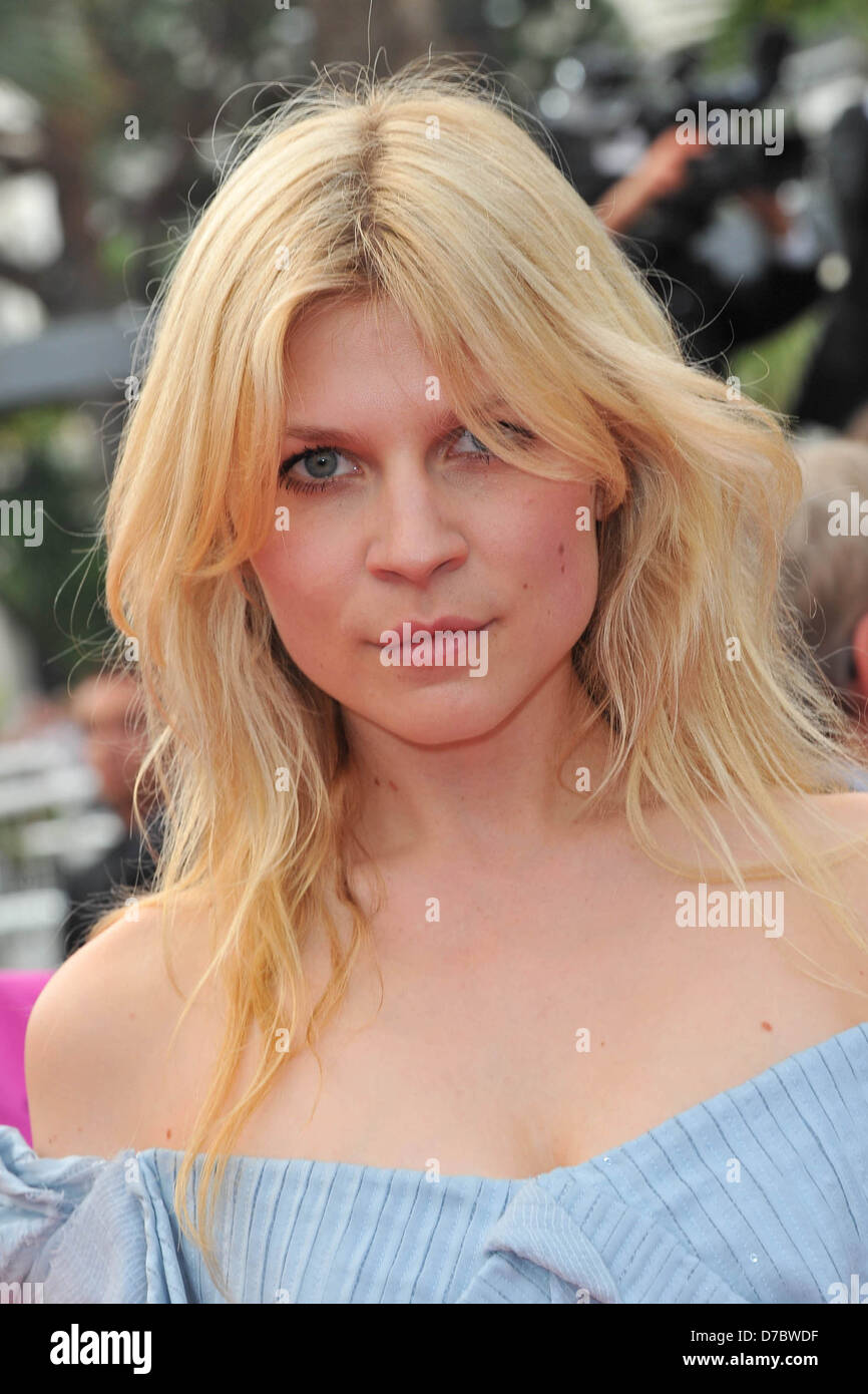 Clémence Poésy 2011 Cannes International Film Festival - Day 4 - Pirates of the Caribbean: On Stranger - Stock Image