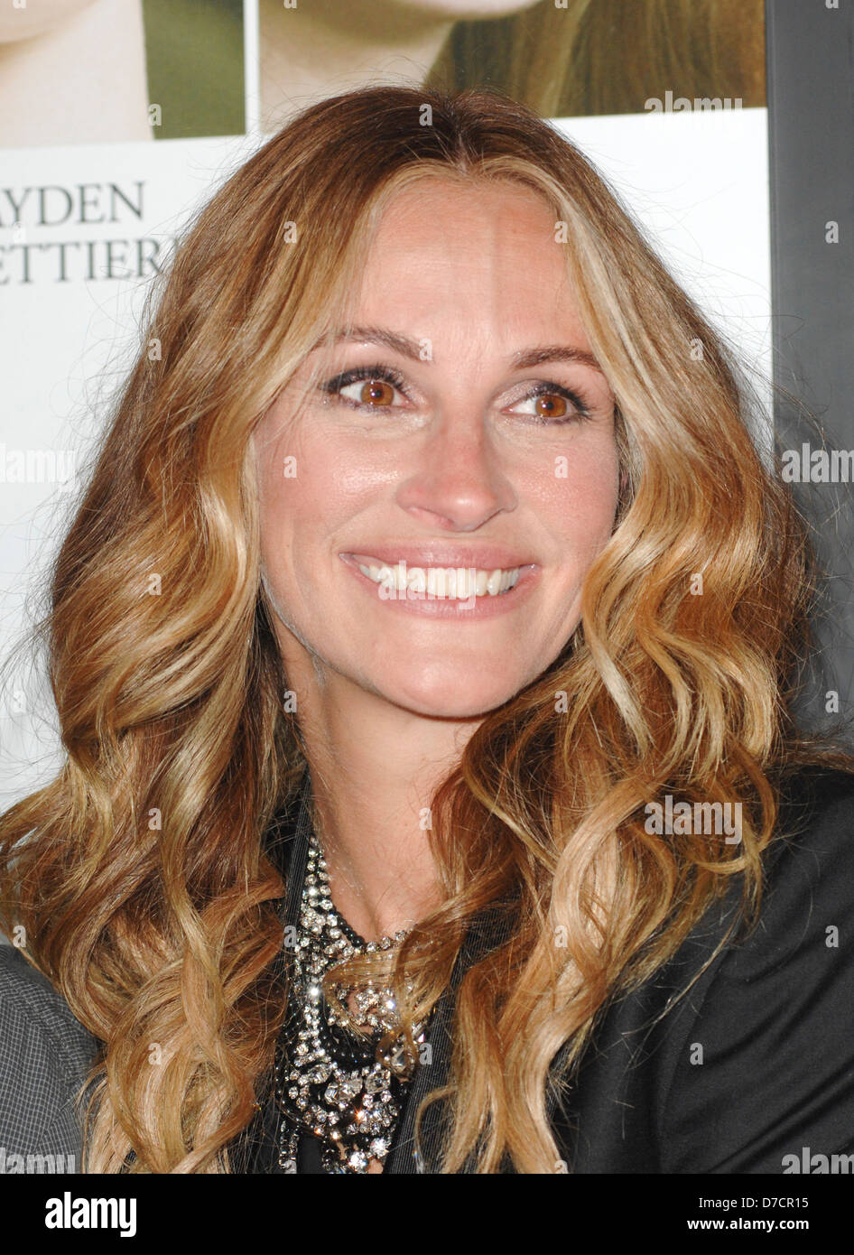 Julia Roberts The Premiere of \'Fireflies In The Garden\' held at the ...