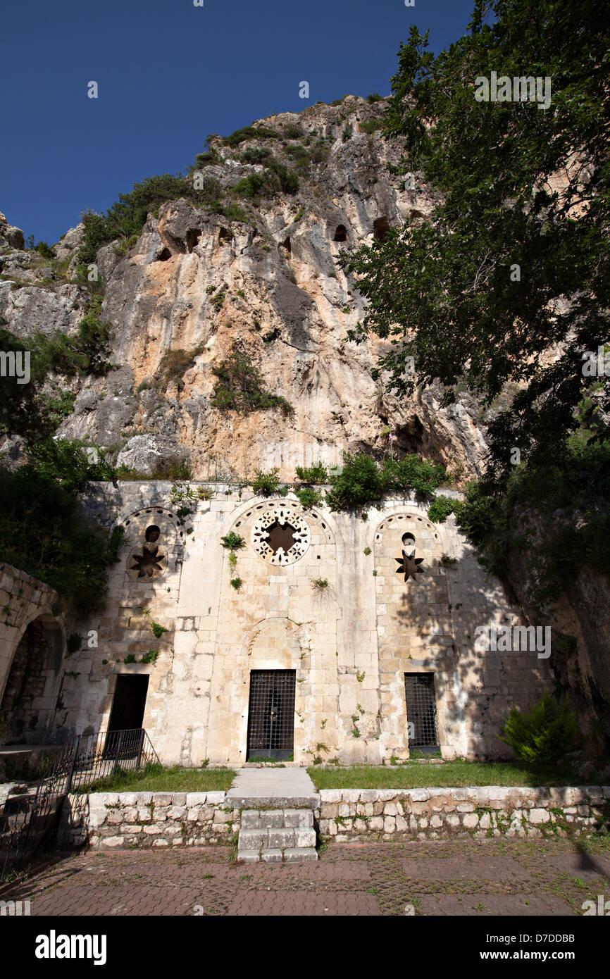 Saint Pierre Church, Antakya, Turkey - Stock Image