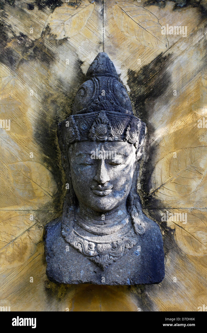 Shiva Statue, Bali, Indonesien - Stock Image