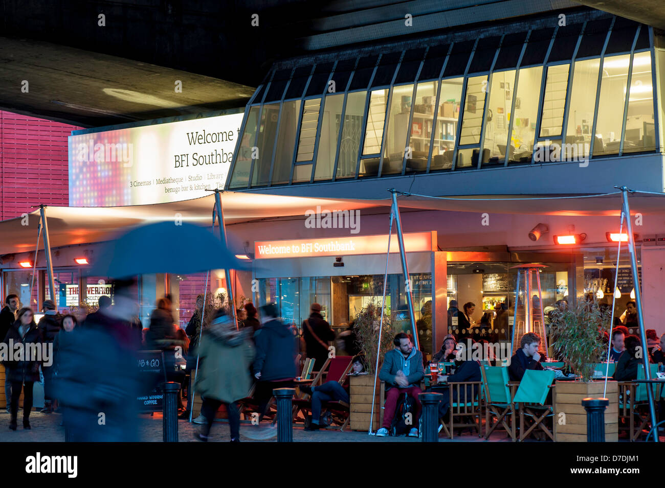 Southbank Centre, London, United Kingdom - Stock Image