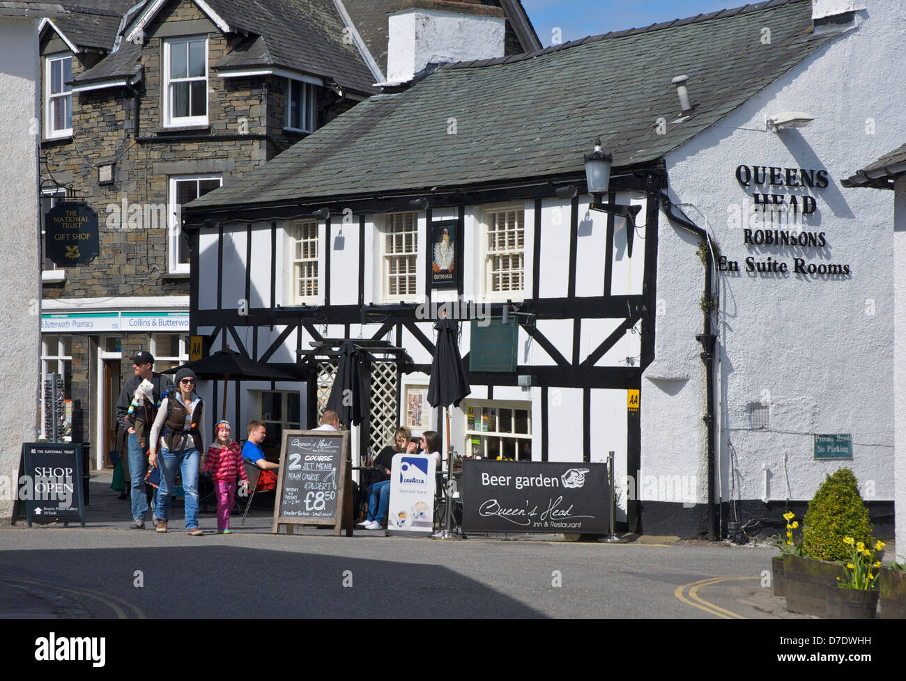 the queens head fowlmere