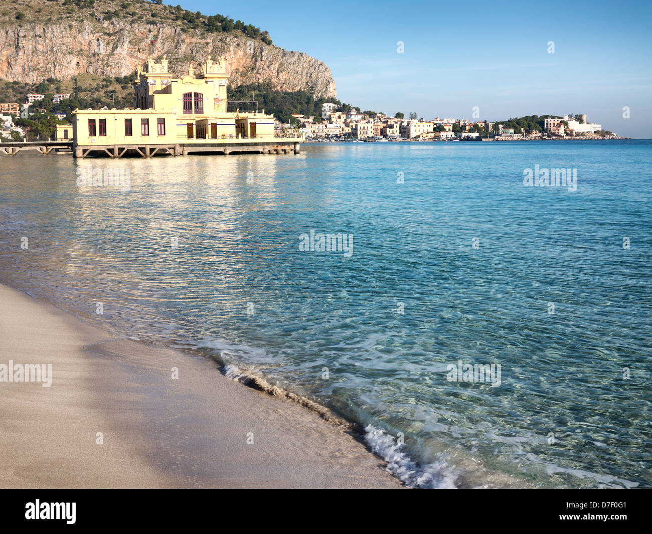 Beach House In Sicily Italy