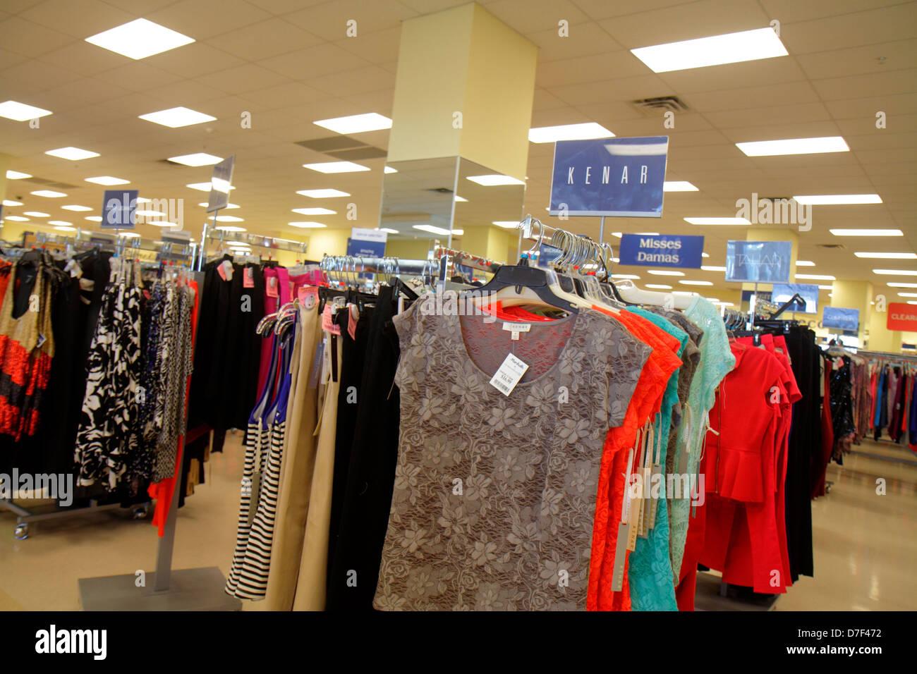 43b54339e Clothing Marshalls Shopping Store Stock Photos   Clothing Marshalls ...