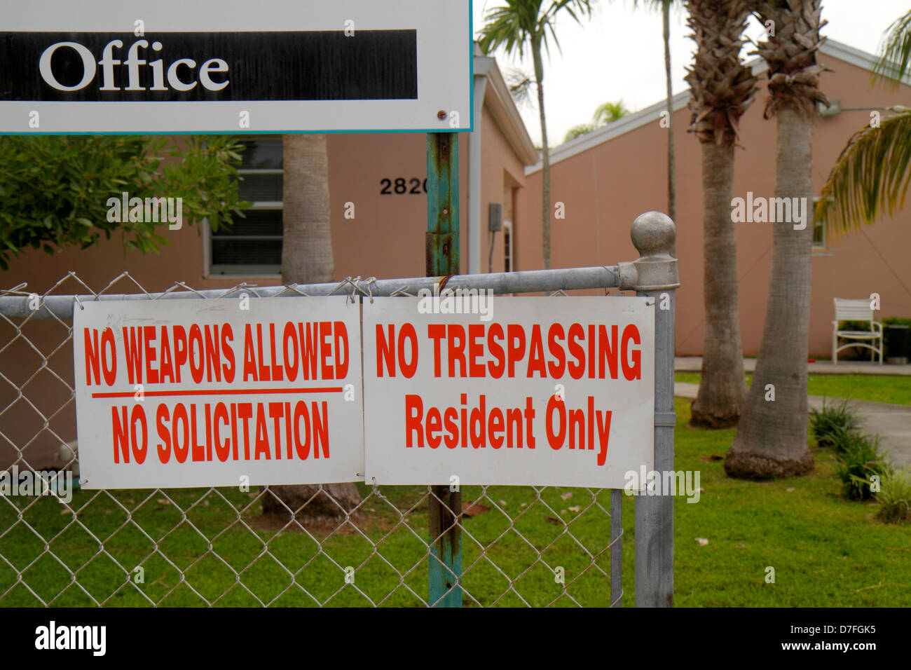 Miami Homestead Florida former airforce base now homeless public