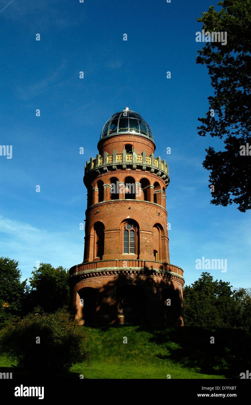 Rügen, Ernst-Moritz-Arndt-Turm, Germany, Island of Ruegen - Stock Image
