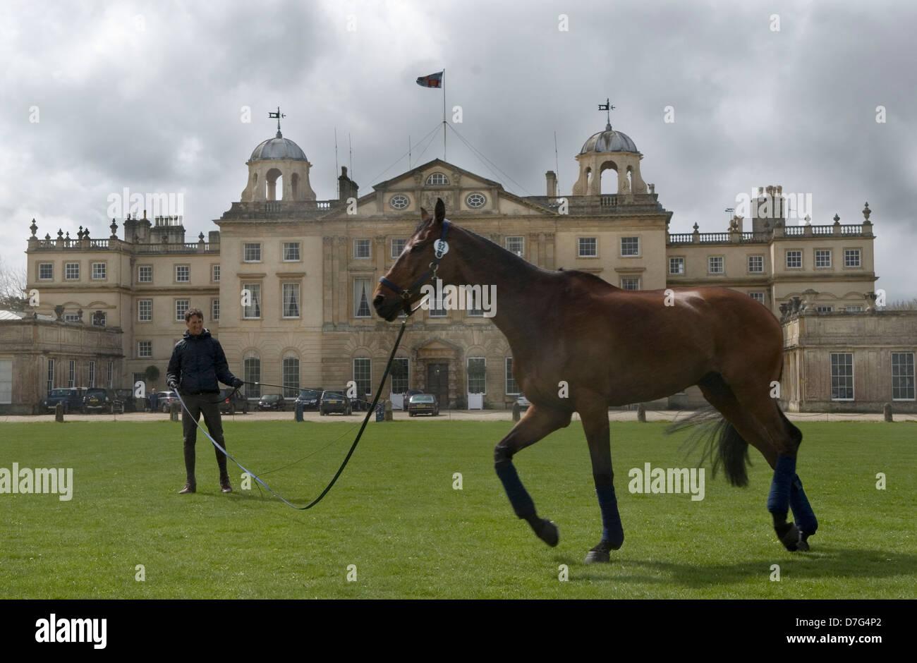 Trade Stands Badminton Horse Trials : Badminton horse trials british eventing stock photos & badminton