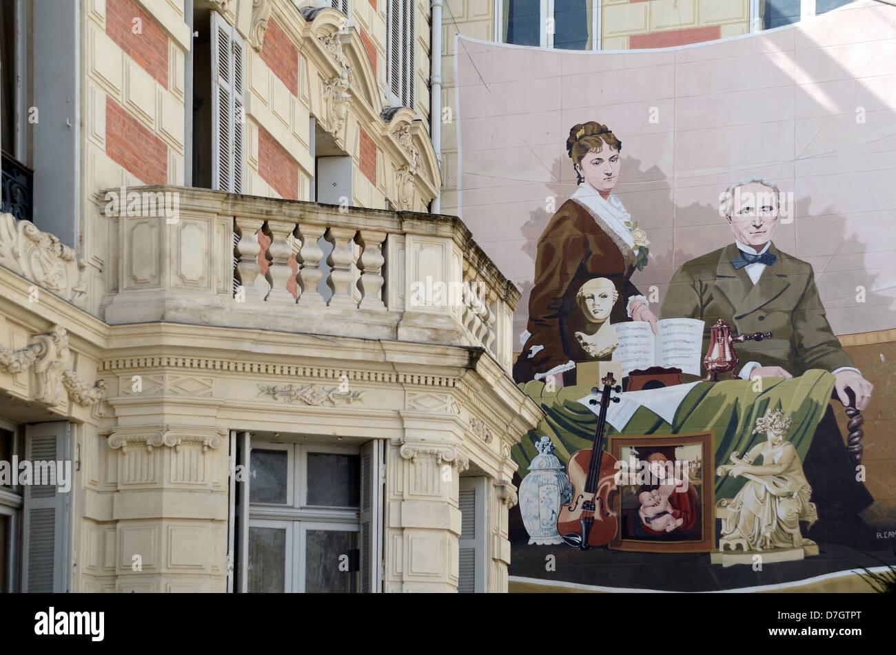 Musée Grobet-Labadié or Museum Marseille France - Stock Image
