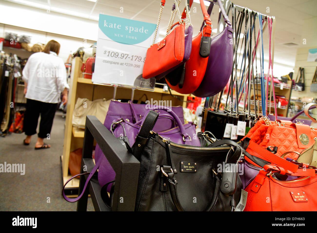 Miami Florida Coral Way Shopping Nordstrom Rack Miracle Marketplace