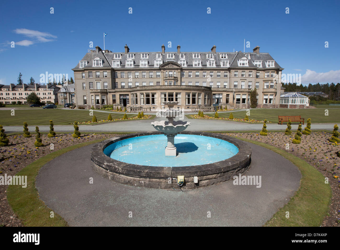 Gleneagles Hotel Stock Photos Gleneagles Hotel Stock Images Alamy