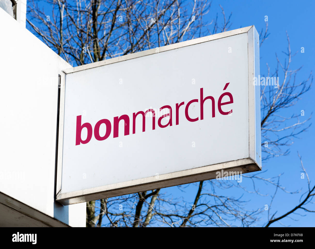 Bonmarche store in Doncaster, South Yorkshire, England, UK - Stock Image