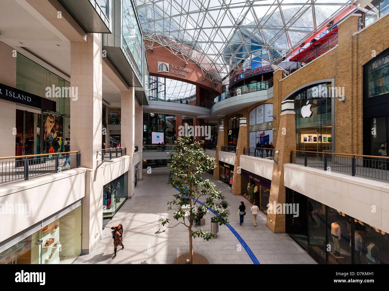 602f0cbd0cc16 Victoria Square Shopping Centre Belfast Stock Photo: 56366941 - Alamy