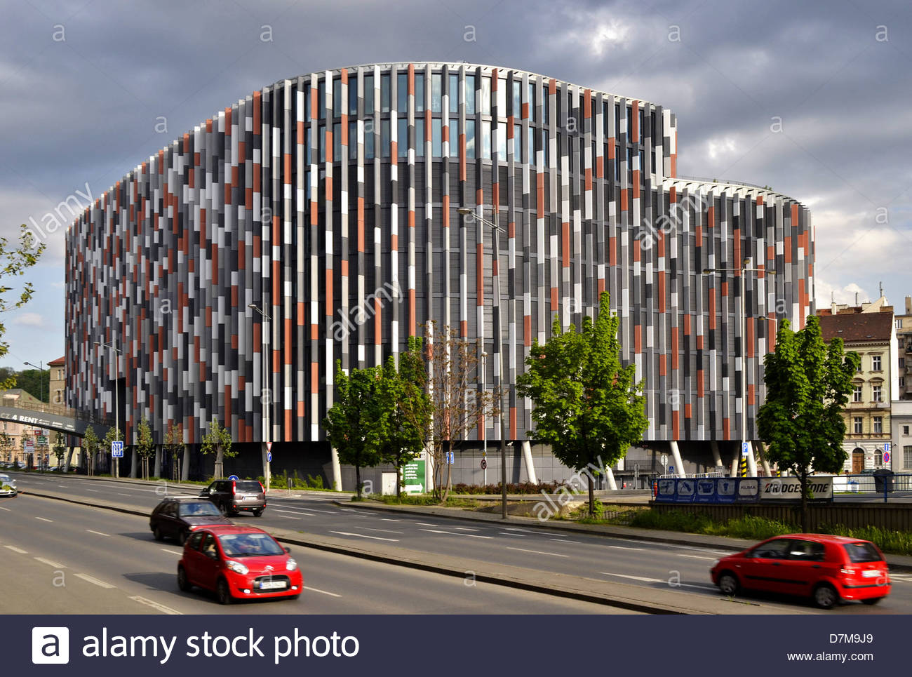 Main Point Modern Sustainable Office Building In Prague Czech