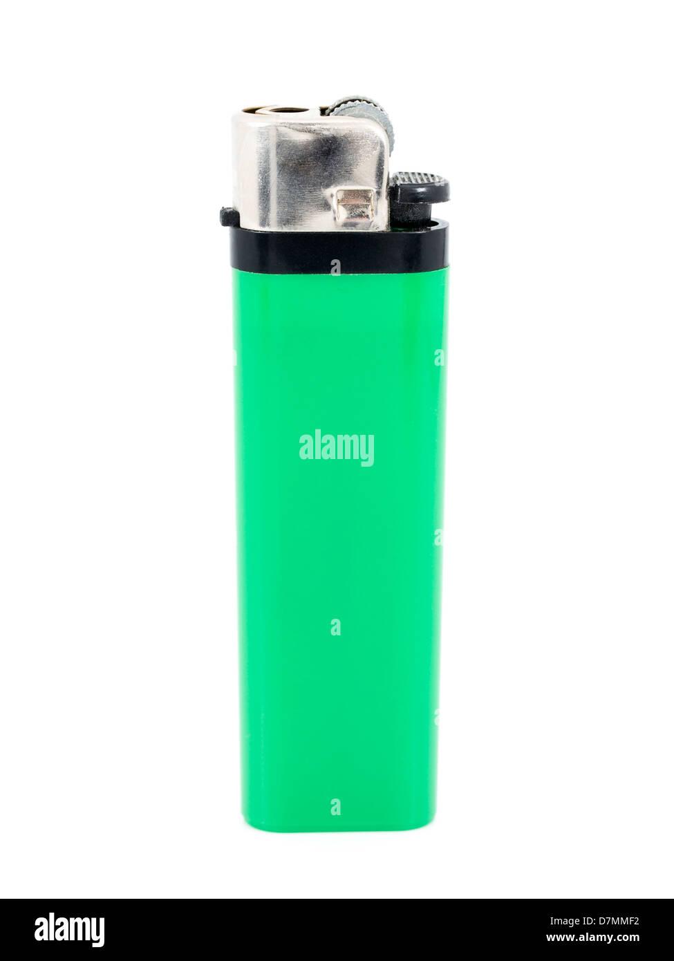 Disposable lighter - Stock Image