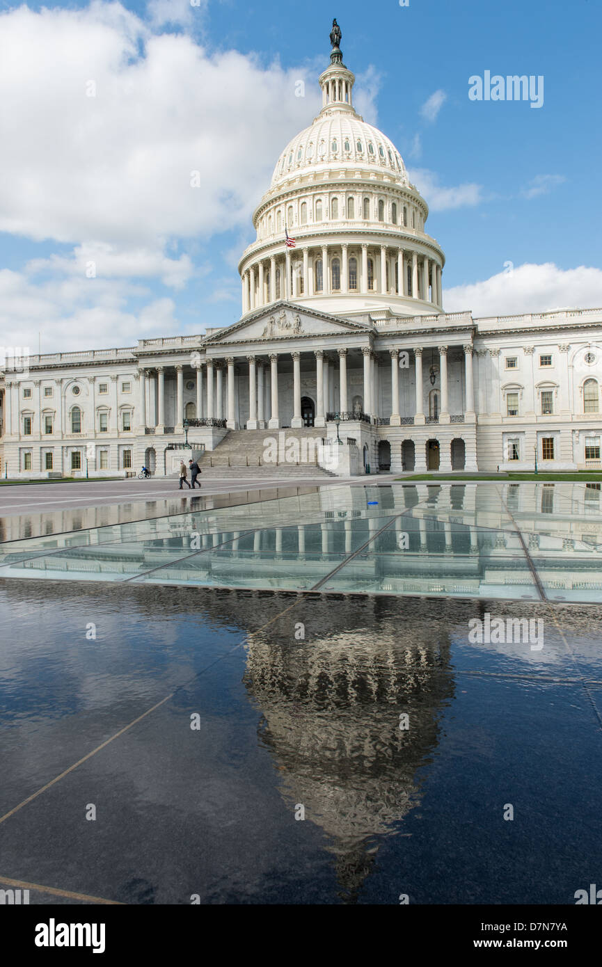 Capitol Building - Stock Image