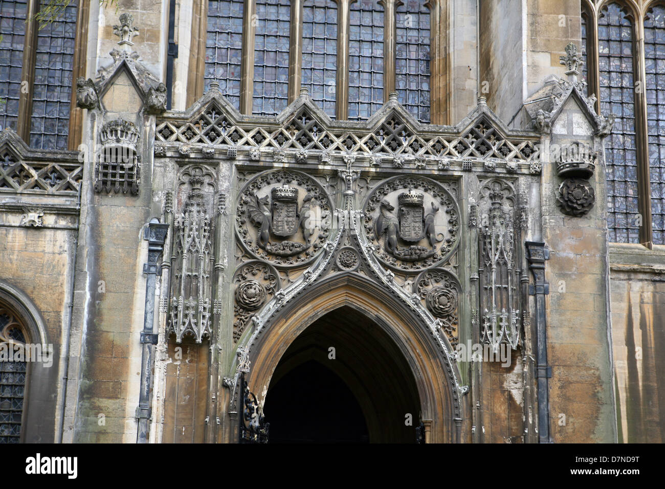 Cambridge University town Cambridgeshire England UK Europe - Stock Image