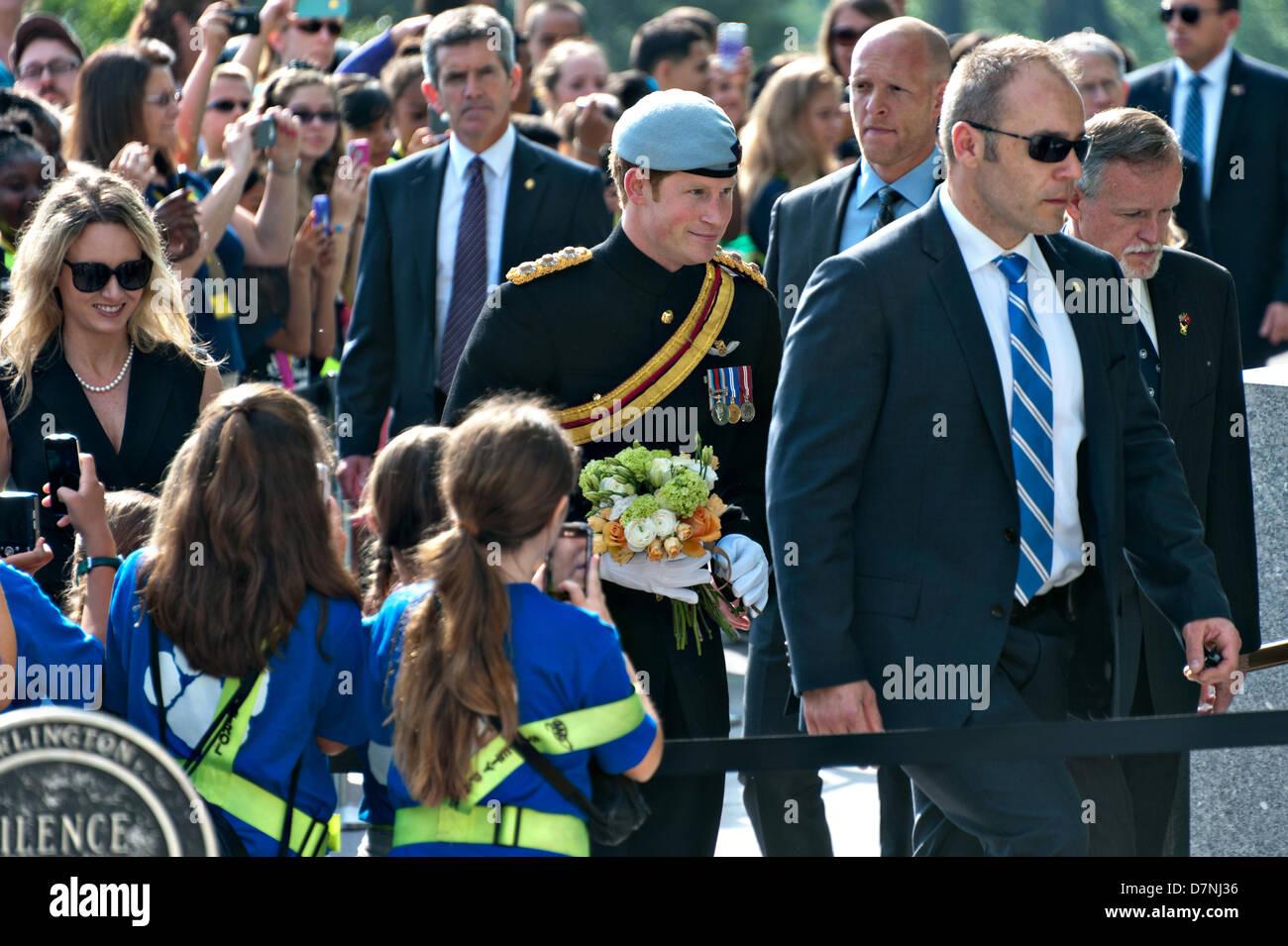 hrh prince harry of wales arrives at president john f kennedy s stock photo alamy alamy