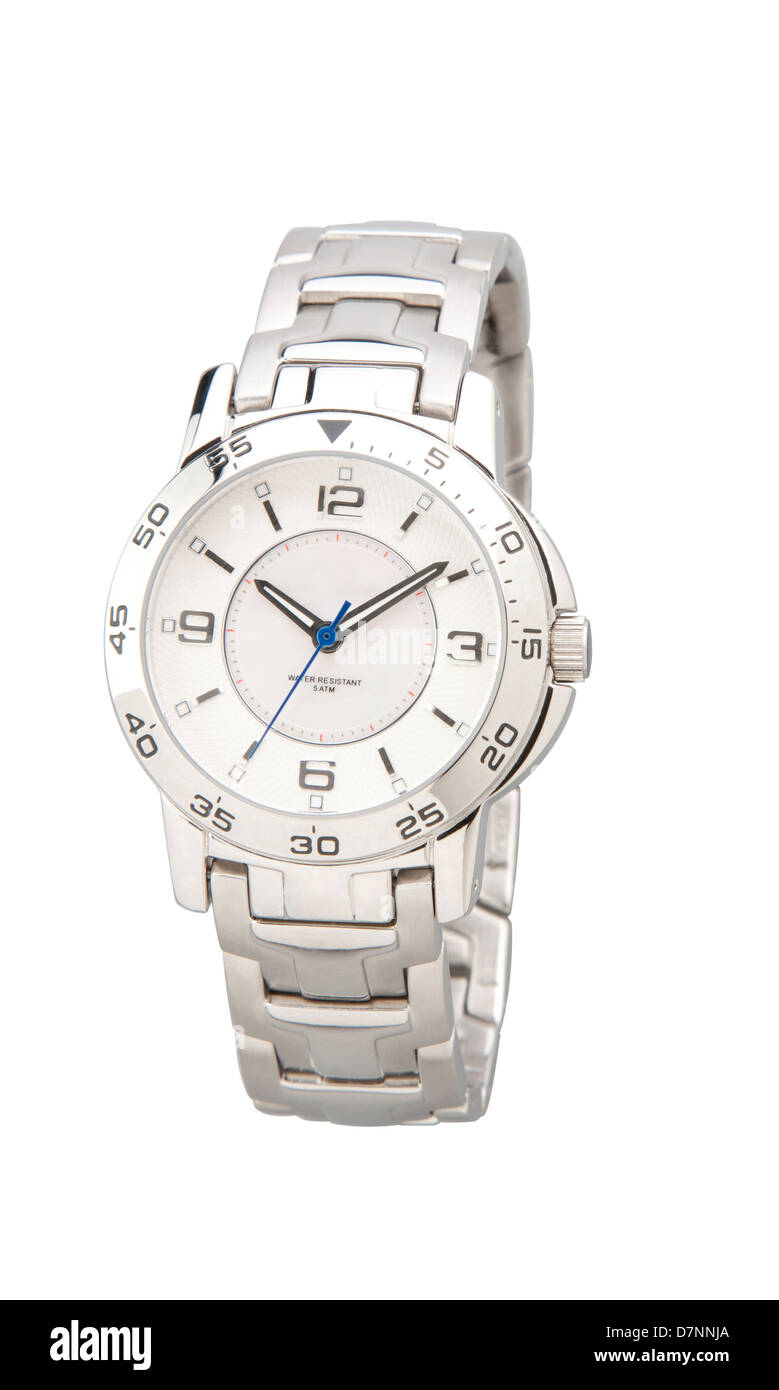 The elegance wristwatch nice for you - Stock Image