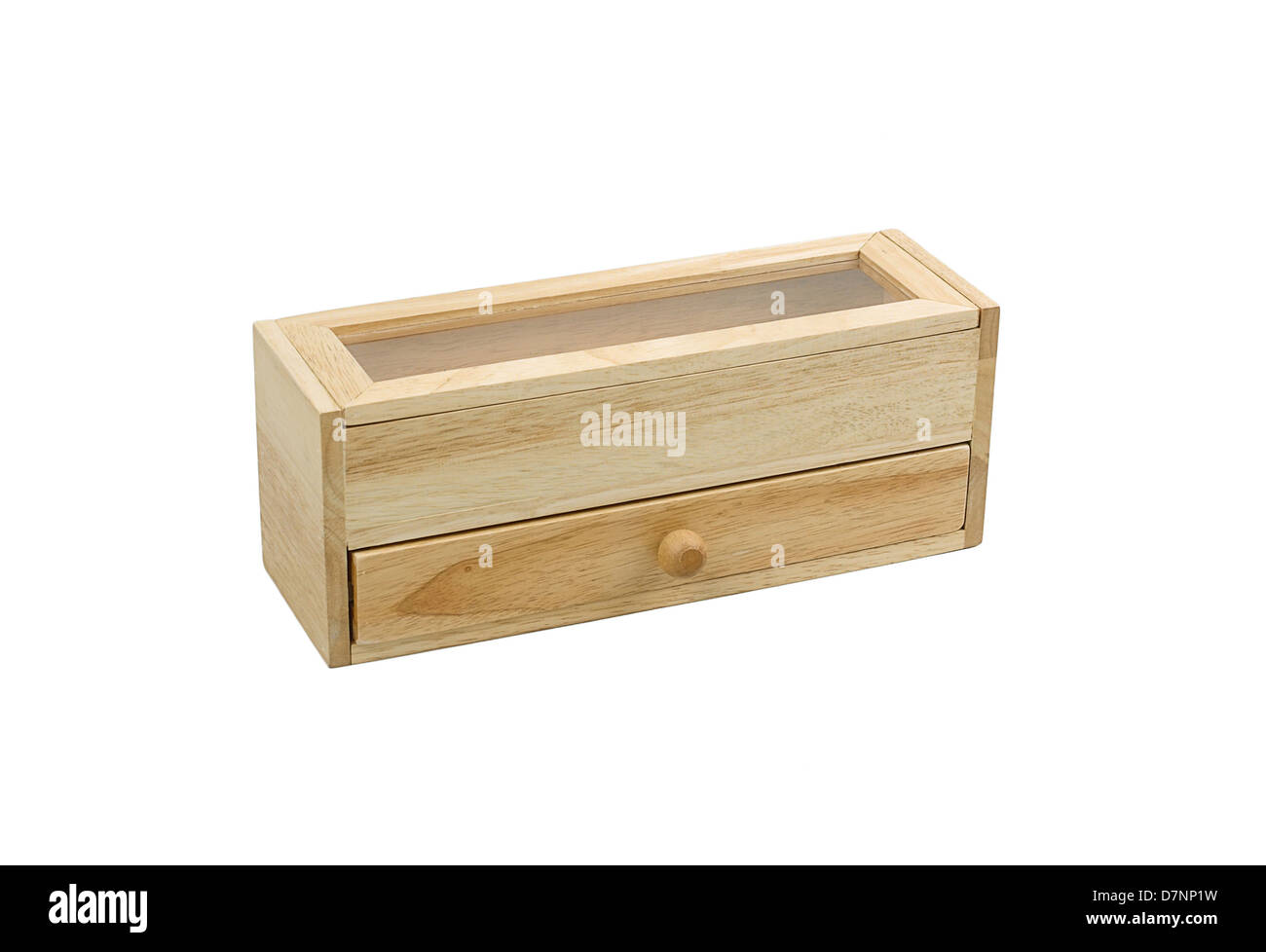 A Small Wooden Cabinet For Storage Spoon Fork Or Small Utensil In