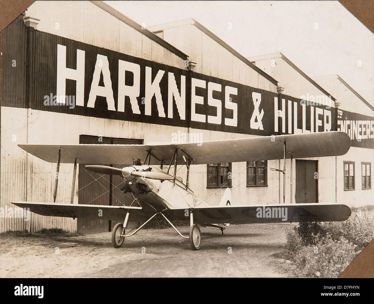 Avro Avian two-seater light aeroplane, 1924 - 1934 - Stock Image