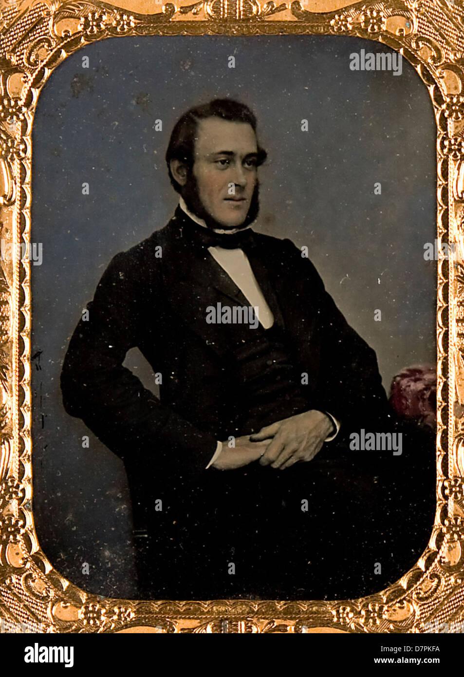 Henry Chamberlain Russel - Stock Image